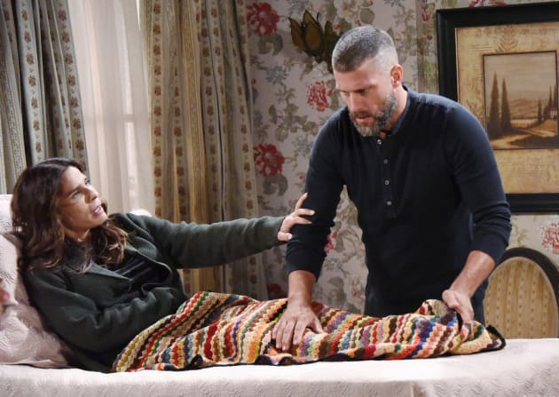 Eric Finds Hope - Days of Our Lives