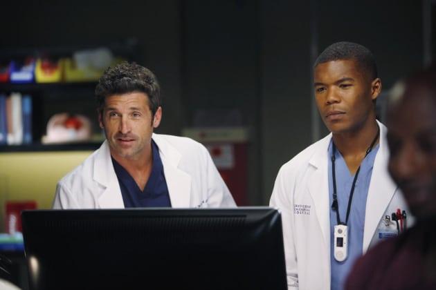 Derek and Shane