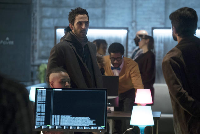 Aram makes some new friends - The Blacklist Season 4 Episode 14