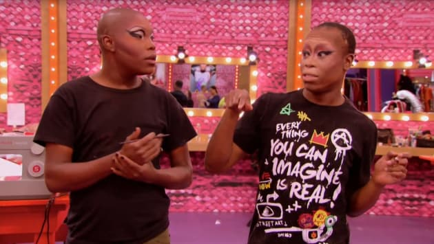 American/British History Lesson - RuPaul's Drag Race Season 10 Episode 4