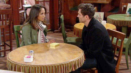 Cane and Lily - The Young and the Restless