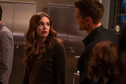 Ralph Needs Caitlin - The Flash Season 5 Episode 8