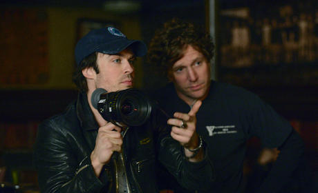 Director Damon - The Vampire Diaries