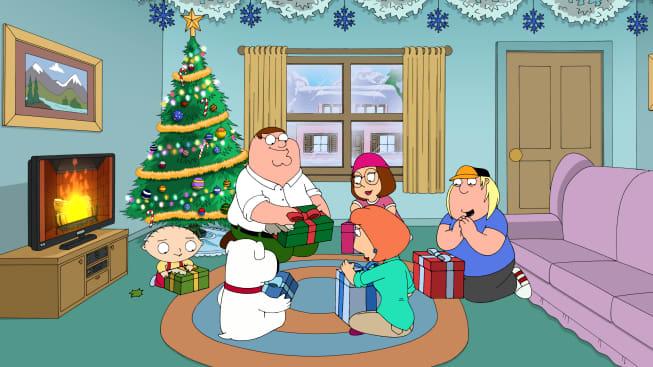 a family guy christmas - Family Guy Christmas Special
