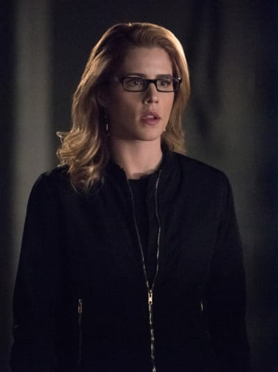 STOP - Arrow Season 7 Episode 18
