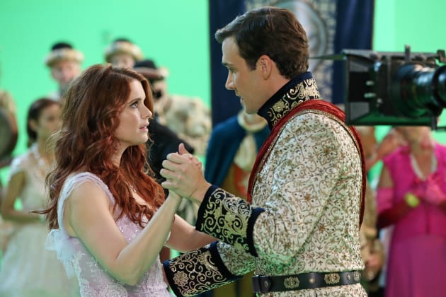 Ariel and Prince Eric - Once Upon a Time