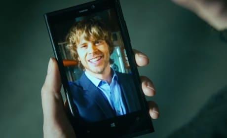 Deeks Selfie!