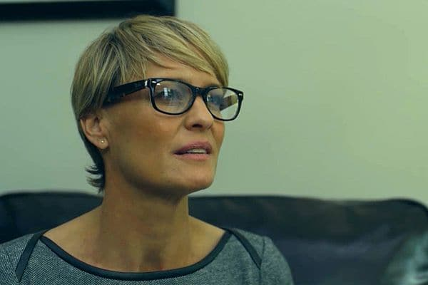 Claire Underwood -- House of Cards