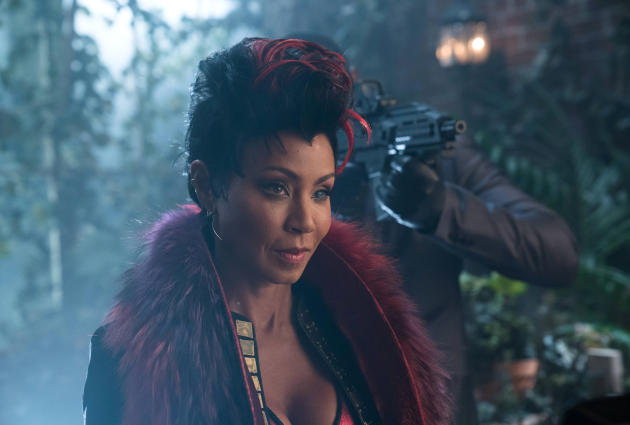 Gotham season 3 episode 20 review pretty hate machine for Who is fish mooney