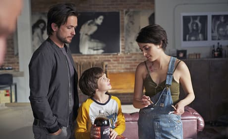 A Decision About Custody - American Gothic