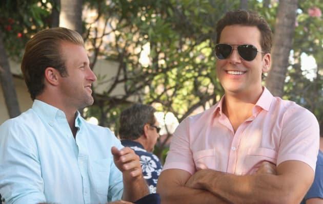 Dane Cook on Hawaii Five-O