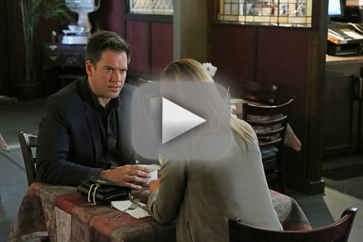 Ncis Review Covered Up Undercover Tv Fanatic