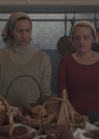 Beth and June  - The Handmaid's Tale Season 3 Episode 10