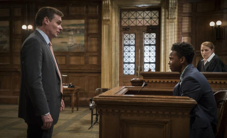 Prosecuting a Bully - Law & Order: SVU