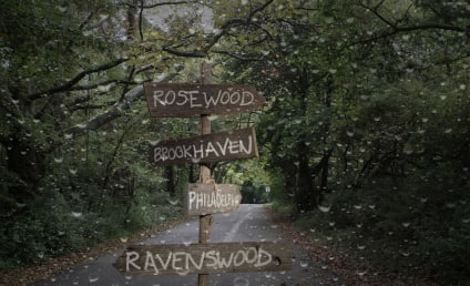 "Pretty Little Liars Spinoff Announced, To Be Titled ""Ravenswood"""