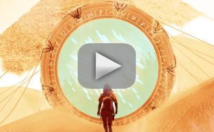Stargate Origins: Ordered to Series!
