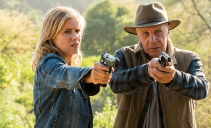 Fear the Walking Dead Season 3 Episode 6 Review: Red Dirt