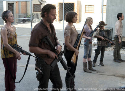 Watch The Walking Dead Season 3 Episode 11 Online