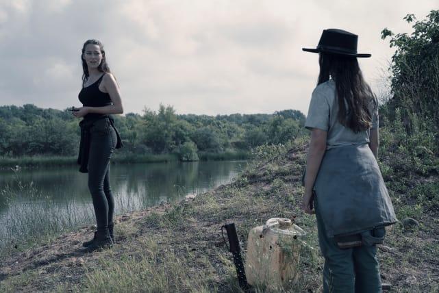 Reunited - Fear the Walking Dead Season 4 Episode 15