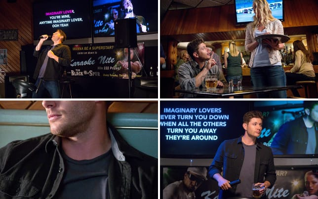 Supernatural Season 10 Premiere Pics: Demon Karaoke! - TV