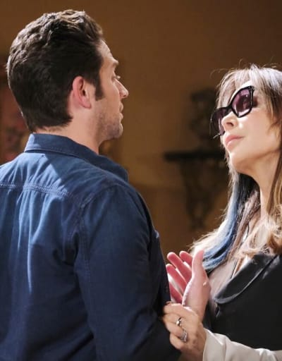 Kates Tortures Jake / Tall - Days of Our Lives