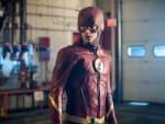 Shiny Flash Suit - The Flash