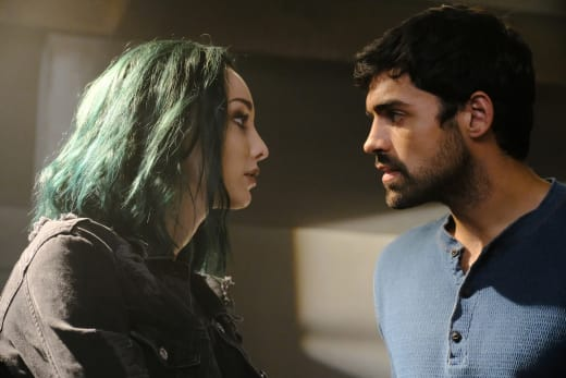 Mutant Parents To Be - The Gifted Season 1 Episode 5