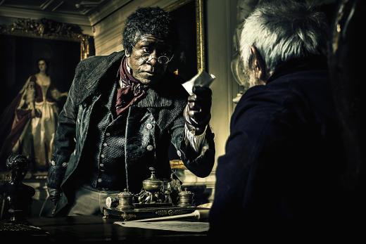 Chichester Confronts Strange - Taboo Season 1 Episode 7