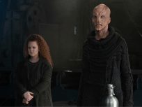 Tilly and Saru On a Mission - Star Trek: Discovery