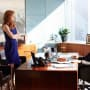 Donna & Louis - Suits Season 5 Episode 3