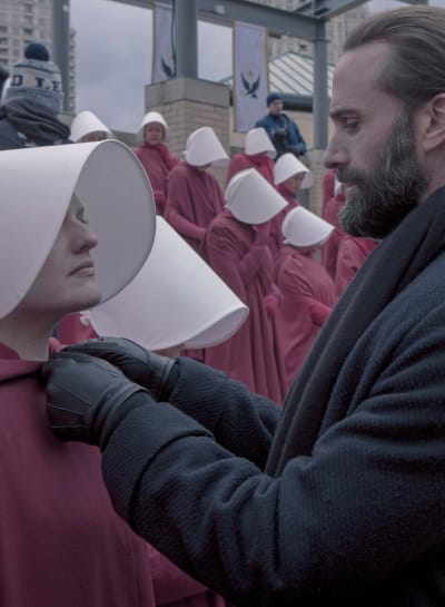 An Unwelcome Touch  - The Handmaid's Tale Season 3 Episode 10