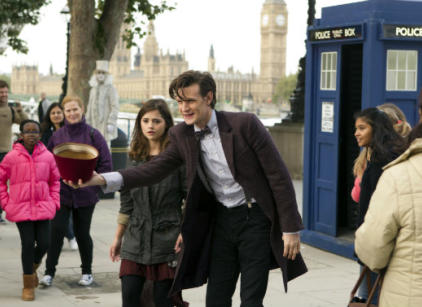 Watch Doctor Who Season 7 Episode 7 Online