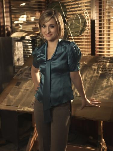 Allison Mack Promo Picture
