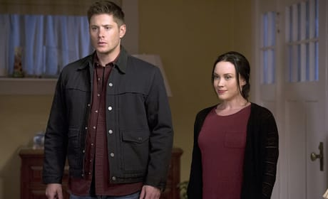Dean Helps Jenna - Supernatural