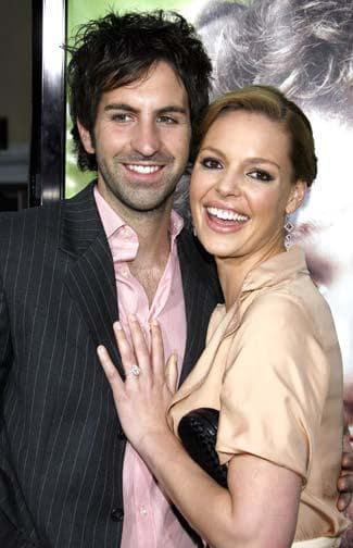 Josh Kelley and Katherine Heigl