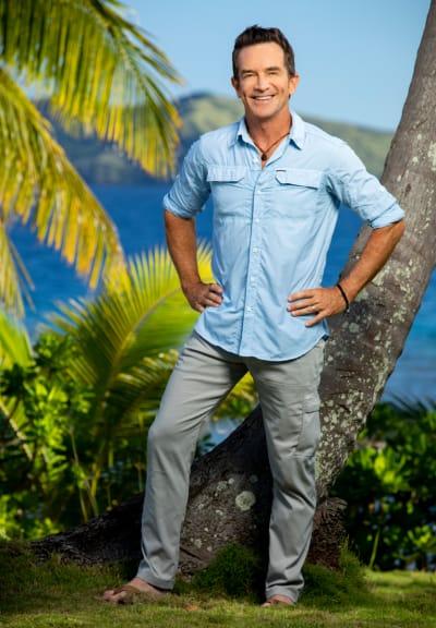 Jeff Probst para a temporada 39 - Survivor