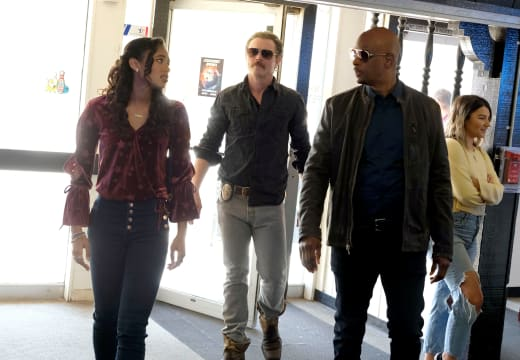 The Love is Gone - Lethal Weapon Season 2 Episode 20