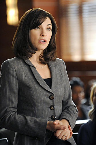 Alicia Florrick at Work
