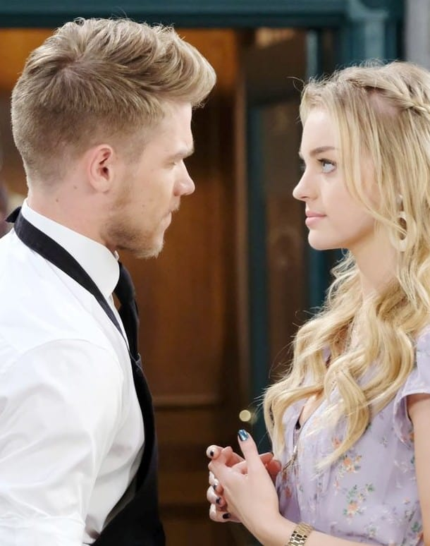 Tripp and Claire Reconcile - Days of Our Lives