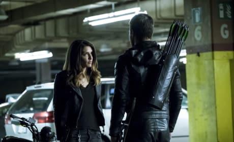 The New Canary - Arrow Season 5 Episode 11