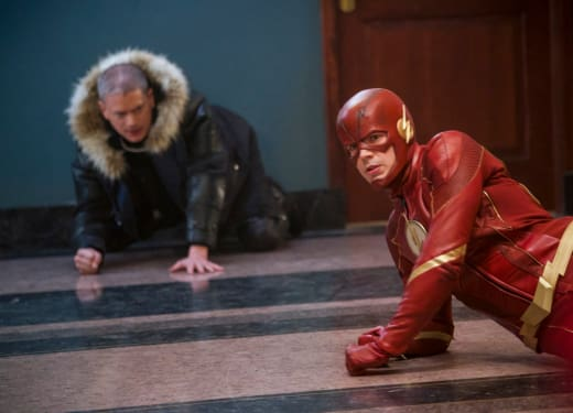 Citizen Cold Returns - The Flash