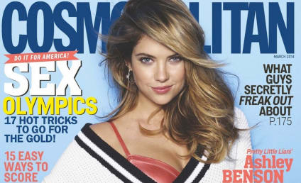 Ashley Benson in Cosmopolitan: No Nudity, No Drugs