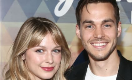 Melissa Benoist and Chris Wood Announce They are Expecting!