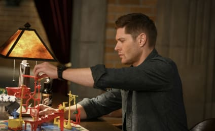 Supernatural Season 14 Episode 17 Review: Game Night