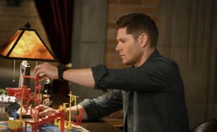 Supernatural Season 14 Episode 17 Review: Game Night