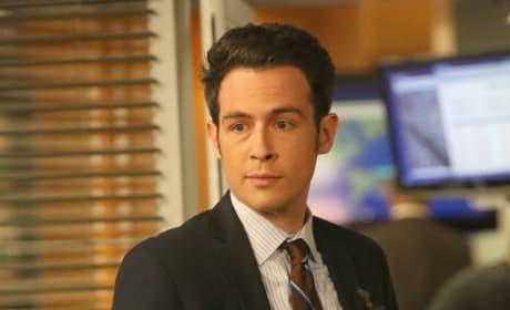 John Boyd as FBI Special Agent James Aubrey - Bones Season 10 Episode 7