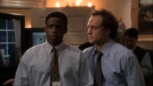 A New Body Man - The West Wing Season 1 Episode 3