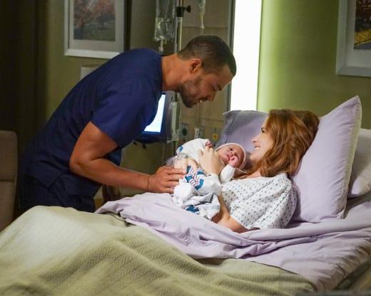 Reconciliation? - Grey's Anatomy Season 13 Episode 1