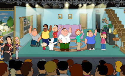 Watch Family Guy Online: Season 15 Episode 4