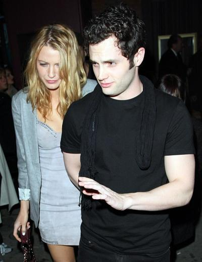 Blake and Penn at TopShop